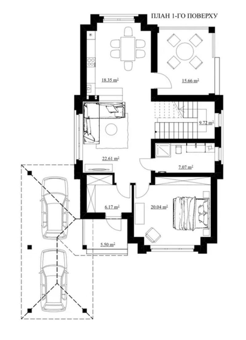 1-й поверх
