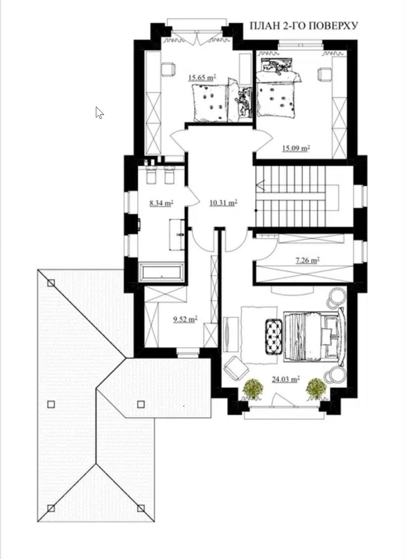 2-й поверх